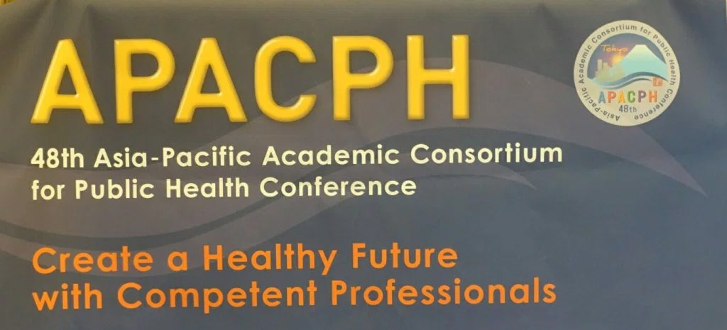48th APACPH Conference Tokyo