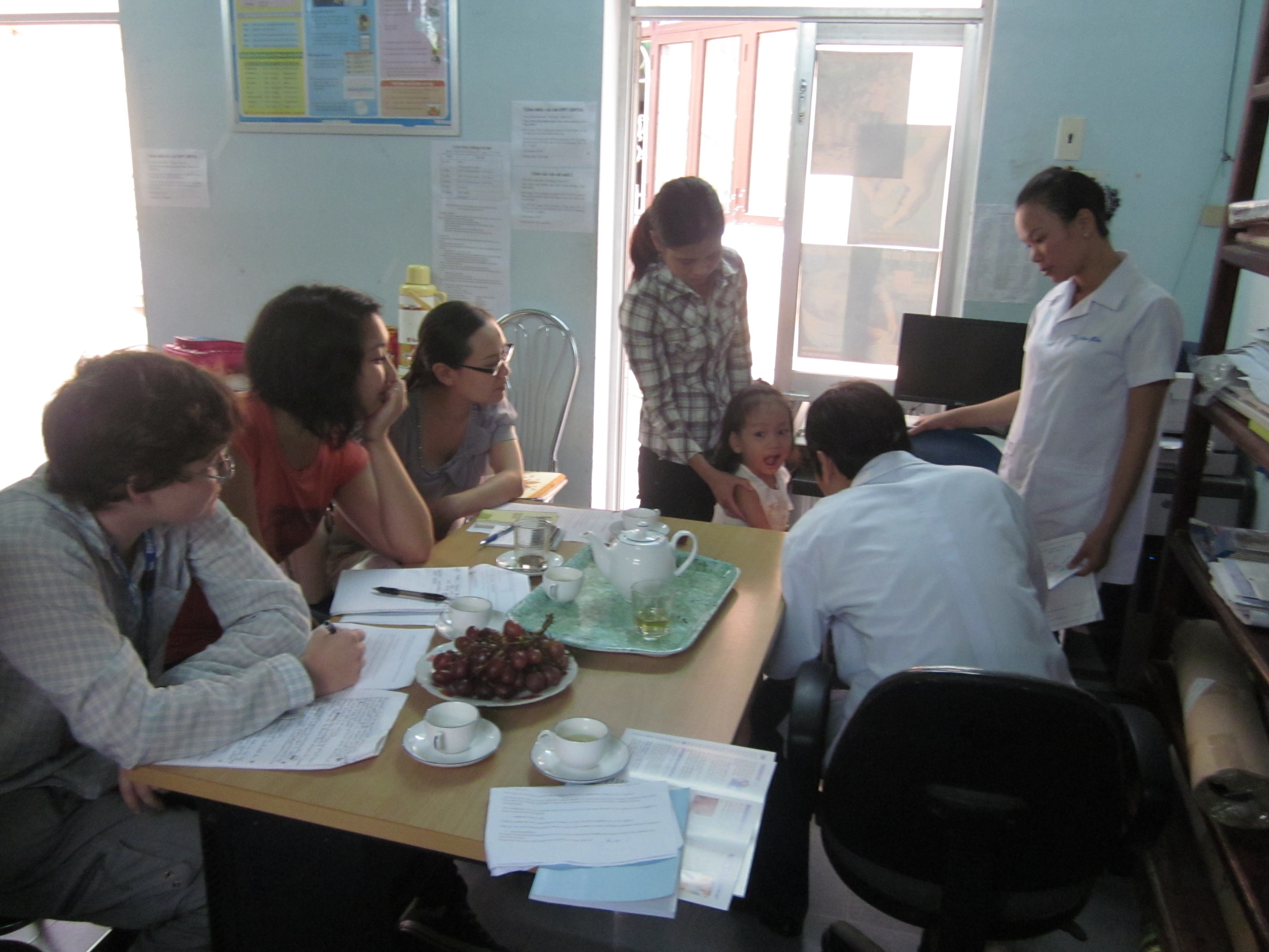Intervention model of health care for women with postnatal depression in central Vietnam